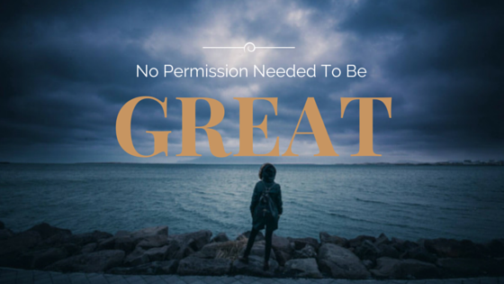 No need for permission 9